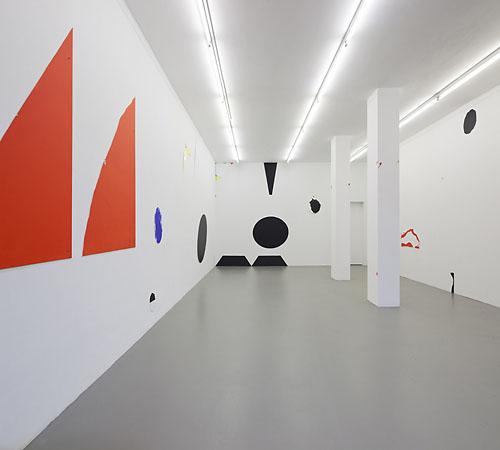 Ausstellungsansicht | Foto: Werner Hannappel
